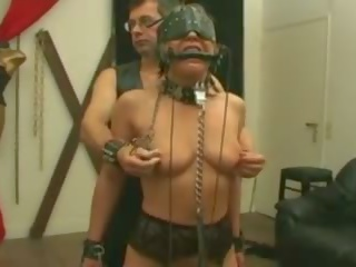 French Mature BDSM: French BDSM Porn Video 50