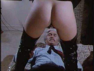 Scene from Sens Interdits 1985 with Marylin Jess: Porn fa