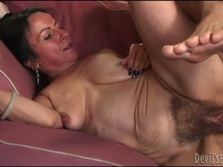 hardcore sex, aged, granny