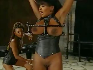 Bb1002 Ebony BDSM: Free BDSM Porn Video 18