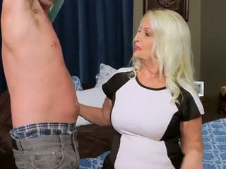 Sexy Granny 65y Goes to Porn, Free Mature Porn 66