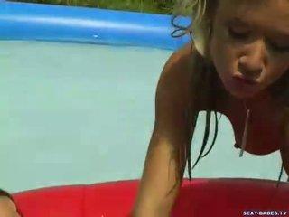 watch lesbian, pool you, hot vibrators great