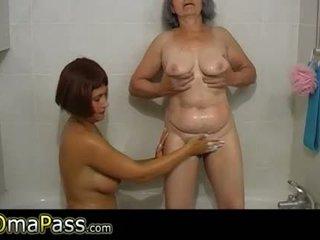 Omapass дебеланки закръглени бабичка с стар възрастни жена