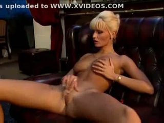 Anita blond brothel threesome