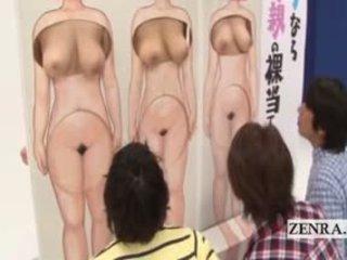 japanse, groepsseks, close-up, fetisch