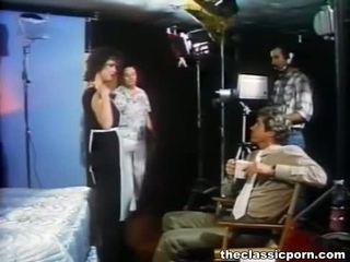 porno sterren actie, wijnoogst, oud porno actie