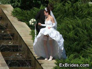 upskirt film, heetste uniform, meer brides