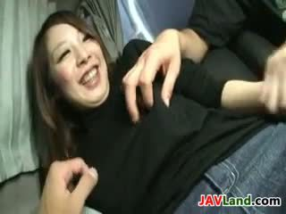 Hot Japanese Mother Wants A Hard Dick