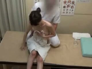 брюнетка, японський, аплікатура, масаж