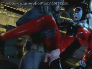 Harley quinn 在 batman 有 性別