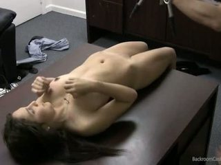 Fucking 18yo Michelle On Camera