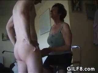 controleren oma porno, meer likken vid, heet femdom