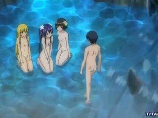 一 討厭 狂歡 在 一 隱 lagoon