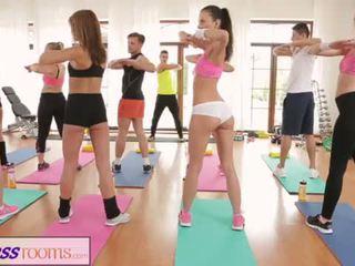jeder frau freundlich, online fitness, spaß paare voll