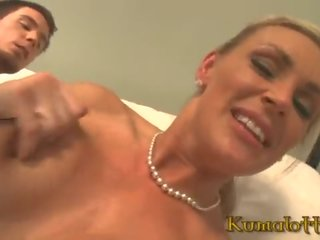 kwaliteit grote borsten video-, brits, kindje