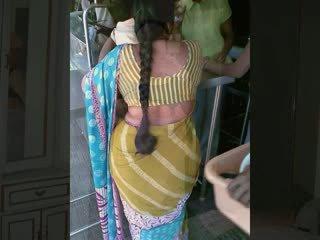 Intialainen buttock