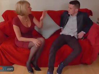 meest pijpen scène, matures porno, oude + young