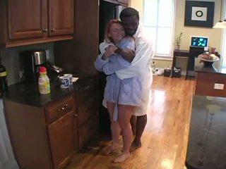 Housewife interracial cuckold love