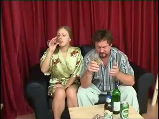 meest drinken film, dochter, nominale neukt neuken