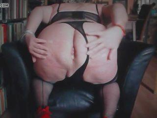 sticking sebuah ketimun di saya gemuk bokong, gratis porno 97