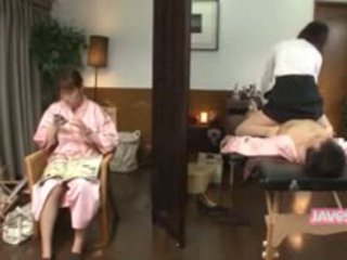 real japanese, full babe, massage rated