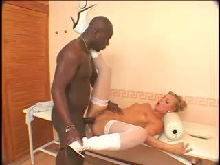 Ellen saint - hitam anal mesin