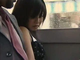 Il autobus was così caldi - giapponese autobus 11 - lovers andare w