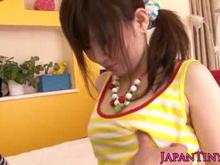 小柄な 日本語 miku airi enjoys sixtynine