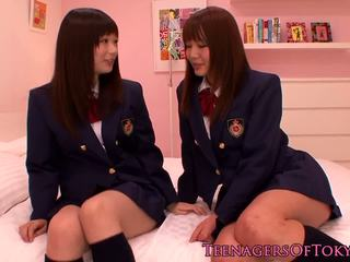 japonez, adolescență, lesbiene