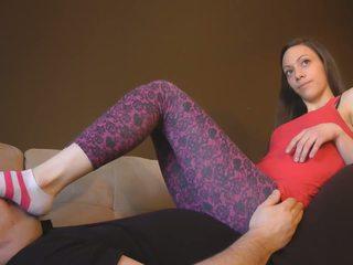 vers babes tube, meer voet fetish video-, groot femdom