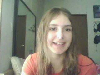 nieuw webcams, een tiener