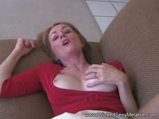 Amateur Granny 3some on Couch, Free Amateur 3some Porn Video