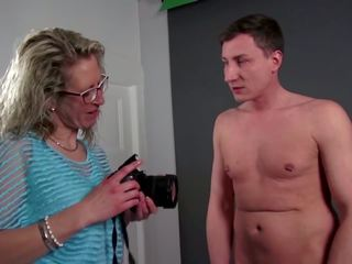 Mature Wives and Moms Spoiling Teen Boys, Porn 7f