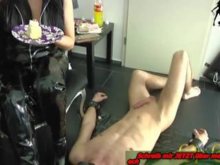 milf femdom hahn folter
