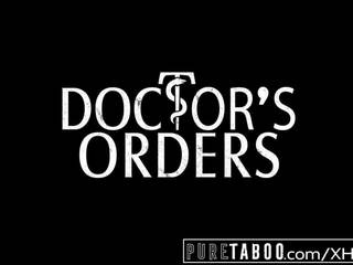 Pure Taboo Elena Koshka Breaks Hymen with Dirty Doctor