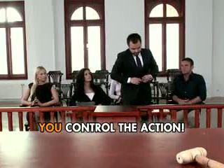 Lawyer leanna e ëmbël gives gjithçka në fitore the rast.
