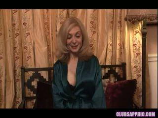 Nina Hartley Takes Advantage Of Elexis Monroe S Vulnerability