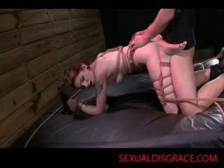 online blowjob channel, hot redhead, small tits action