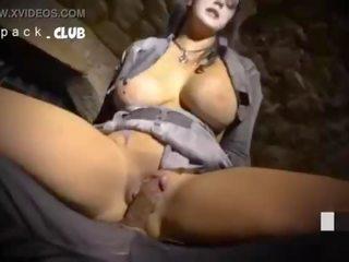 controleren pijpbeurt film, anaal actie, halloween porno
