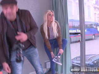 Hot Blonde Jessie Volt gets Fucked at the Eiffel Tower