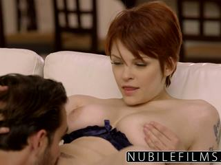 Nubilefilms - Intimate Roughness with Bree Daniels: Porn 4d