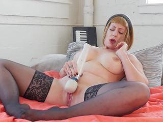 Milf starlette vibrates tema cooshie, tasuta porno 62