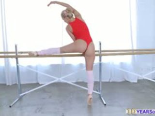 Stunning Ballerina Staci Carr Fucked In Flexible Sex Poses