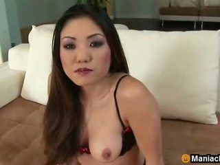 Asian mom wants white dick