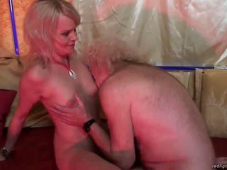 Lusty blonde hooker gets screwed by a tourist