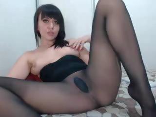 Pantyhose Camshow: Free MILF Porn Video 70
