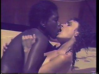 heetste lesbiennes, zwart en ebony, heet interraciale vid