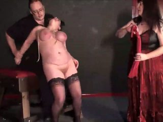 more face action, extreme, ideal submission