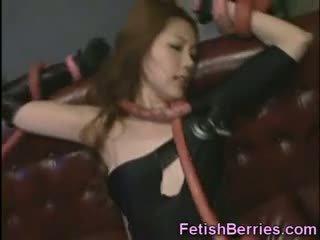 Tentacled Female Alien Fucked Her