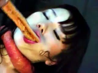 japanse, heet bdsm neuken, zien fetisch neuken